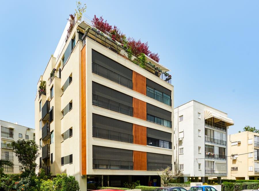 """תמונה של פרוייקט תמ""""א 38 ע""""י סיטי פלוס - City Plus התחדשות עירונית"""
